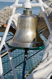 Bell on Krusenstern Royalty Free Stock Image
