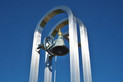 Bell for Love and Friendship Royalty Free Stock Photos