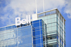 Bell Media head office in Calgary Stock Photo