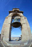 Bell of the Micalet bell tower cathedral in Valencia Stock Photo