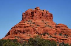 Bell mountain sedona arizona Royalty Free Stock Photography