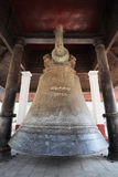 The bell in Myanmar Stock Photography