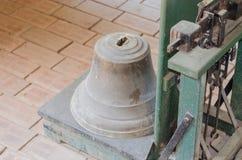 Bell na dziesiątkowej skala obraz royalty free