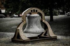 Bell nella rassegnazione immagine stock libera da diritti