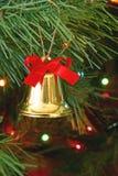 Bell no Natal Imagem de Stock