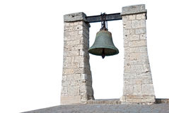 Bell from Notre Dame de Paris Royalty Free Stock Photos