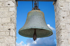 Bell from Notre Dame de Paris Royalty Free Stock Images