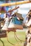 Bell od gliny Obraz Stock
