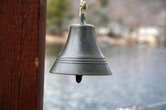 Bell par le lac photo libre de droits