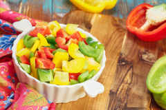 Bell pepper Royalty Free Stock Photo