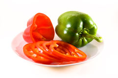 Bell pepper Stock Images