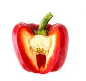Bell pepper (bulgarian pepper) Stock Images
