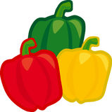 Bell Pepper, Food, Vegetables Stock Photos