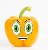 Bell pepper. Royalty Free Stock Photos