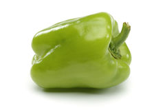 Bell pepper. Isolated on a white background stock photo