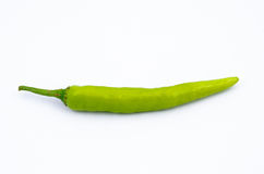 Bell pepper isolated Royalty Free Stock Photo