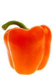 Bell pepper isolated on white Stock Photography