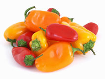 Bell Pepper Party Royalty Free Stock Images