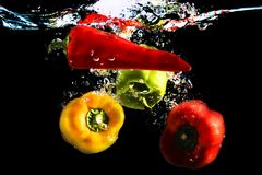 Bell Pepper Royalty Free Stock Photography