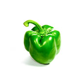 Bell  pepper. Bell pepper on a white background Royalty Free Stock Images