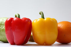 Bell peppers Stock Images