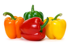 Bell Peppers Stock Photo
