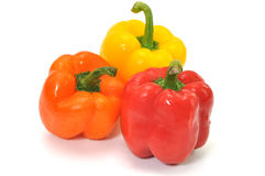 Free Bell Peppers Royalty Free Stock Image - 6658276