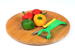 Bell-peppers Stock Images