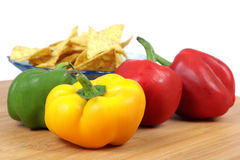 Bell-peppers Stock Photos