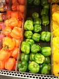 Bell peppers. Royalty Free Stock Image