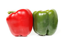 Bell peppers Royalty Free Stock Photo