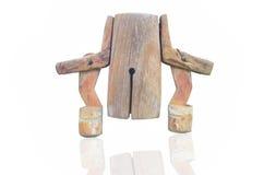 Bell per l'oggetto della mucca Fotografia Stock Libera da Diritti