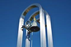 Bell pour l'amour et l'amitié Photos libres de droits