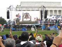 Bell Ringing Ceremony Stock Photo