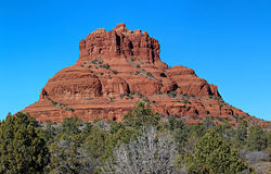 Bell Rock Royalty Free Stock Photo