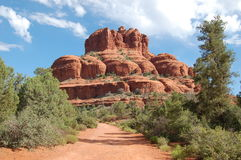 Bell Rock Arizona Royalty Free Stock Photography