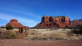 Bell Rock, Arizona Royalty Free Stock Image
