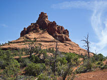 Bell Rock near Sedona, Arizona Stock Photo