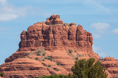 Bell Rock near Sedona, Arizona Royalty Free Stock Image