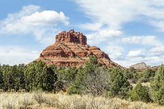 Bell Rock - Near Sedona, Arizona Stock Images