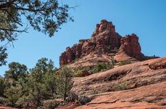 Bell Rock near Sedona, Arizona Royalty Free Stock Image