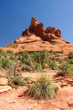 Bell Rock in Sedona, Arizona Stock Image