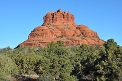 Bell Rock in Sedona, Arizona Royalty Free Stock Photos
