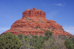 Bell Rock in Sedona Arizona Royalty Free Stock Photography