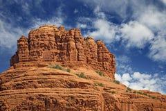 Bell rock in sedona, arizona Stock Image