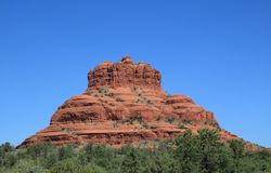 Bell Rock in Sedona,AZ Royalty Free Stock Images