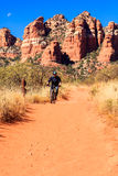Bell Rock Trail Stock Image