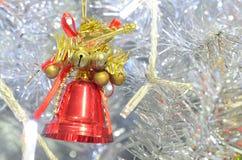 Bell roja Imagenes de archivo