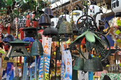 Bell`s fair site in Japan Stock Photo