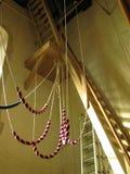 Bell-Seile Stockfotografie